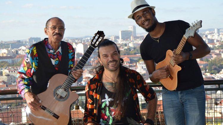 Nôs Raíz, música Cabo Verde (Armanto Tito, Maurício Lobao, Stefan Almeida)