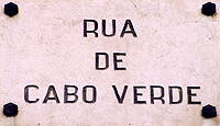 Placa Rua de Cabo Verde (Lisboa)