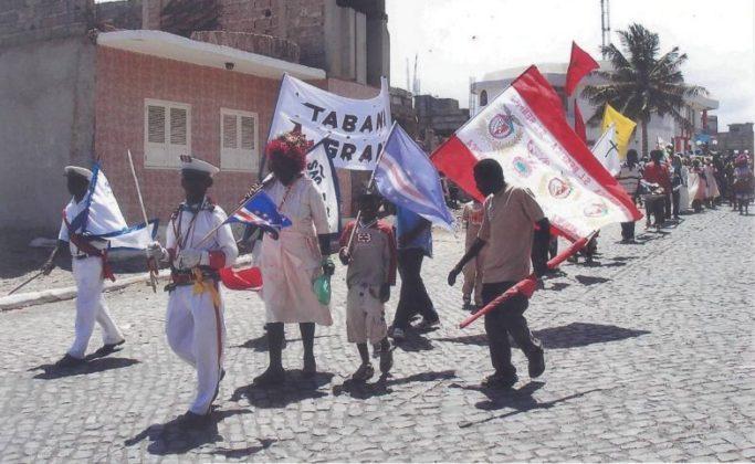Tabanka da ilha de Santiago (Cabo Verde)